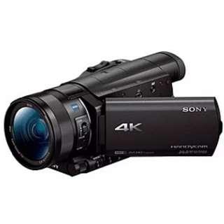 Sony FDR-AX100E數碼攝錄機