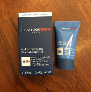 Clarins Men Revitalizing Gel 12ml