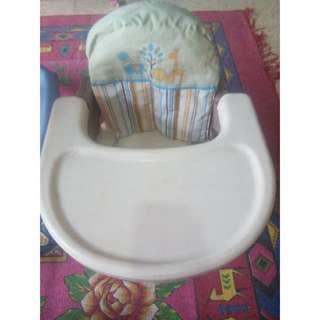 high chair kursi makan bayi