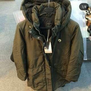 Zara Trafaluc Outwear Collection