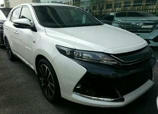 Toyota Harrier 2.0G's