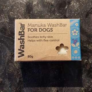 Washbar Manuka Soap Bar
