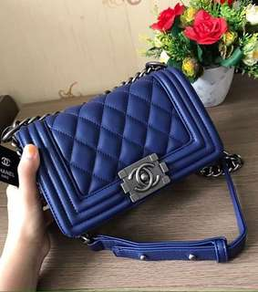 SALE!!! CHANEL Boy
