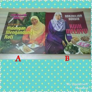 Malay Cook/Bake Book