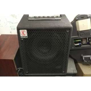 Eden DC10 50Watt Bass Combo Bass Guitar Speaker 低音結他喇叭