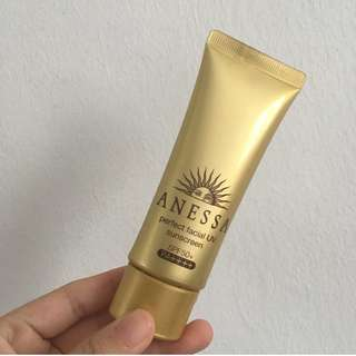 Annessa- facial UV sunscreen- SPF 50+ PA++++