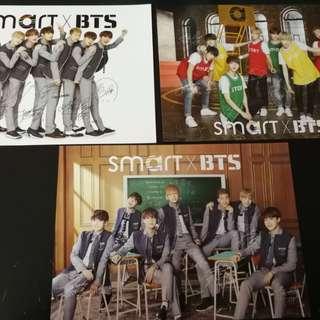 BTS Smart postacrd