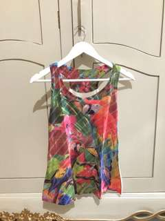 Parrot Colorful Tanktop (No Brand)