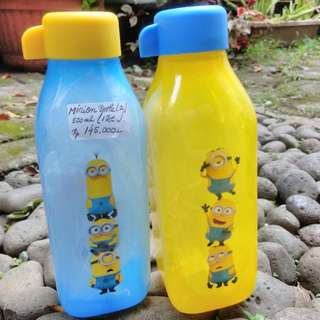 Tupperware Minions Bottle