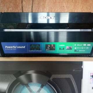 Sony shakex10p