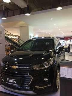 Chevrolet Trax 2017 Promo