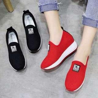 Korean Wedge Shoes