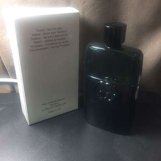 GUCCI Guilty Black Pour Homme Tester 100ml