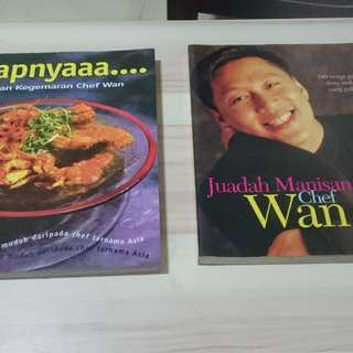Chef Wan Cook Book
