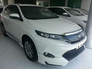 Toyota Harrier 2.0 Premium Advance