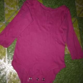 Pink Bodysuits for baby gurl