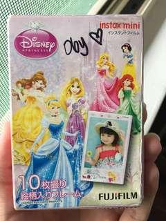 Fujifilm Disney princesses instax mini film