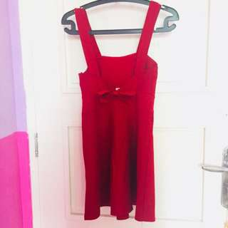 Outer Red Dress