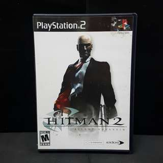 PS2 Hitman 2 Silent Assassin (Used Game)