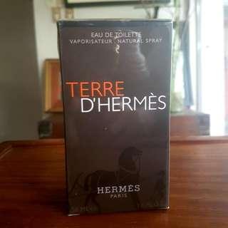 Hermes Perfume Terre D'Hermes