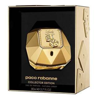 BNIB Paco Rabanne Lady Million Monopoly Collector Editon EDP Spray