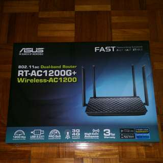 Asus RT-AC1200G+ Router