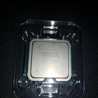 Intel Pentium Dual Core E2180 Processor