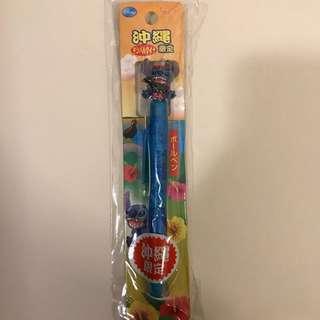Stitch 沖繩筆