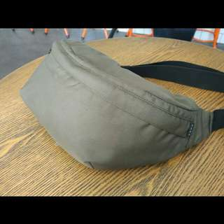 Waist bag three second
