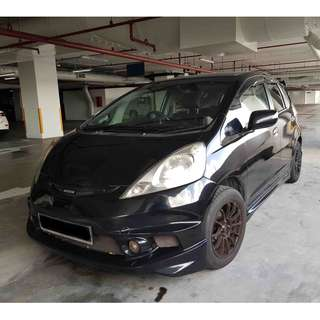 Cheapest Honda Fit for Car rental / Leasing, for uber . grab / personal use