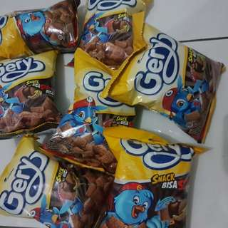 Gery Snack