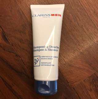Clarins Men Shampoo & Shower 100ml