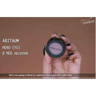 ARITAUM Mono Eyes M06 Red Bean Latte