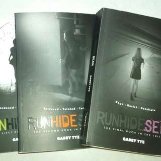 Run Hide Seek Trilogy
