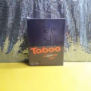 TABOO (actual photos here)