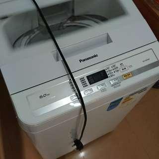 Panasonic 洗衣機 NA-F60A6P