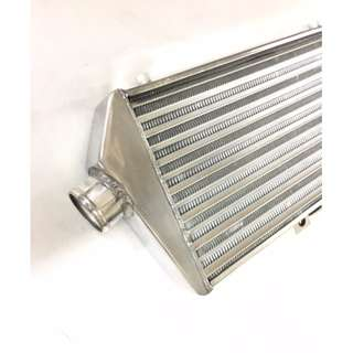 Greddy Delta Fin Intercooler  EVO 123 480x280x70x2'' model 32489