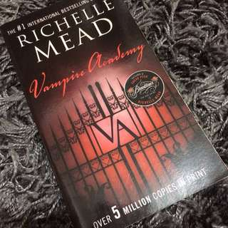 The Vampire Academy (pocketbook)