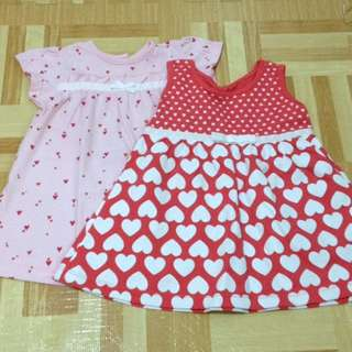 Bebe Dress 6-9mos Buy 1 Get 1