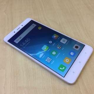 Xiaomi Redminote4 Ram 3 Rom 32