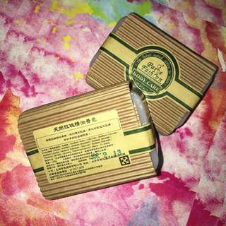 Paris Fragrance 巴黎香氛 天然玫瑰精油香皂/番梘 150g