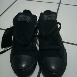 Converse full black 36