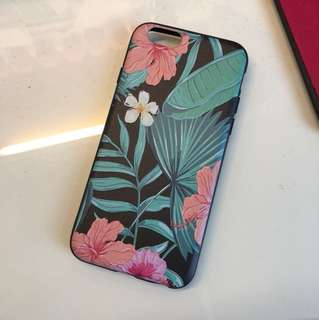 Iphone 6 flower case