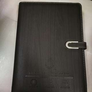 8000mah charger + usb + notebook