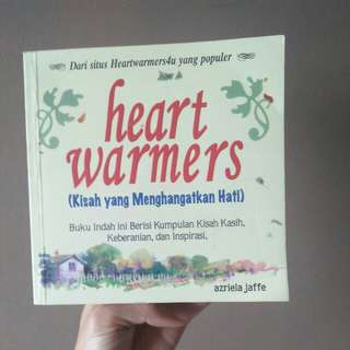 Heart Warmers, malay/indonesian short stories