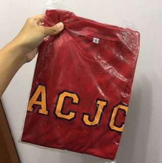 ACJC collegiate shirt