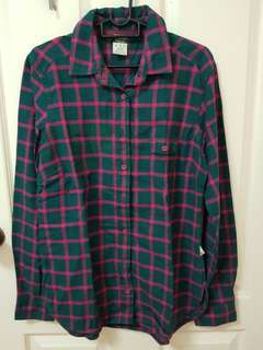 RAB Flannel womens shirt