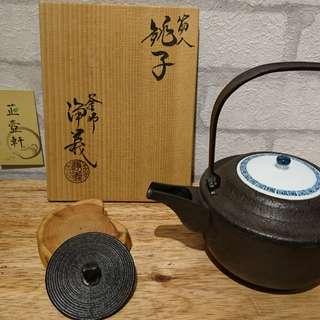 🚚 日本鐵壺、名家、淨義製