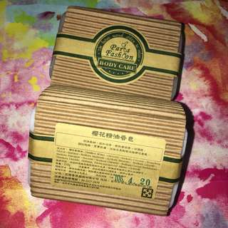 Paris Fragrance 巴黎香氛 櫻桃精油香皂/番梘 150g