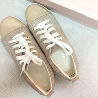 SNEAKERS WARNA NUDE ZALORE